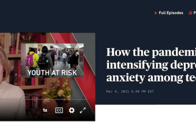 HOW THE PANDEMIC IS INTENSIFYING DEPRESSION AND ANXIETY AMONG TEENAGERS
