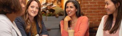 What Are Reflect & Connect Cafés?