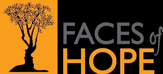 Faces of Hope Horizontal Logo